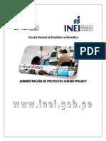 5. Administracion de Proyectos - Supervisión