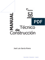 manual construcción