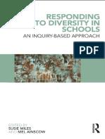 Responding to diversity in school
