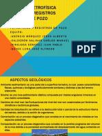 Unidad 2  Petrofisica y Registros de Pozos