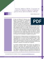 D Antonio Debora 2016 La Prision en Los