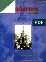 Primeras Misiones Mendoza