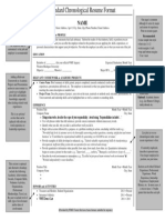Chronological Resume Template Download.pdf