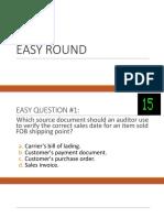 Easy Round-AP
