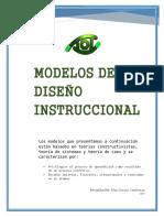 Modelos de Diseño Instruccional-Antologia
