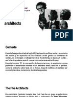 The Five Architects