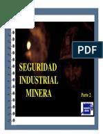 Seguridad Industrial Minera 2 - Perforacion y Voladura