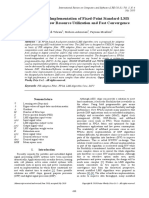 FPGA para filtragem