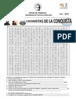 Pupiletra de La Conquista Final