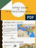 Expansao-arabe