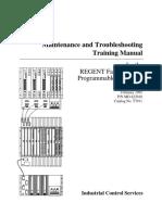 ICS TRiplex Regent Maintenance Manual