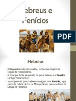 Hebreus e Fenicios
