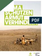 Klima Schützen - Armut Verhindern