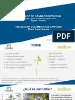Regulaciòn del cannabis en Colombia Efraín  López Amarís.pdf