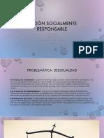 Acción Socialmente Responsable PDF