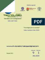 Articulos Publicados Latindex 2019