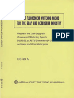 DS53A - (1974) List of Fluorescent Whitening Agents for the Soap and Detergent Industry
