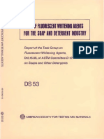 DS53 - (1974) List of Fluorescent Whitening Agents for the Soap and Detergent Industry