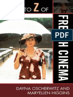 (the a to Z Guide Series 88) Dayna Oscherwitz, MaryEllen Higgins - The a to Z of French Cinema (the a to Z Guide Series) -Scarecrow Press (2009)
