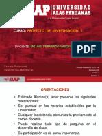 SEMANA   I (proyectos)