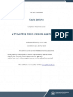 preventing mens violence against women