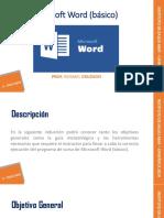 Tema 01 - Word Basico