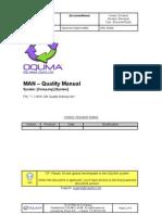DMS-2.1 -- 1.1 MAN QM Quality Manual