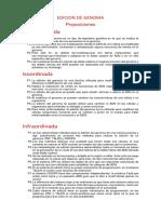 Edición de Genoma (pensamiento precategorial)
