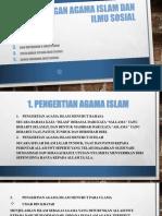 Hubungan Agama Islam Dan Ilmu Sosial