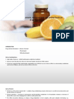 Role of Macronutrients, Micronutrients and Animal Foods