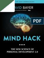 Mind Hack - David Bayer