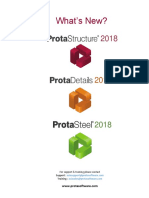 Protastructure 2018 Whats New