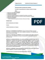 Doc N1.2 Normas Generales Del Contrato de Trabajo
