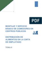 MONTAJE Y SERVICIO BASICO