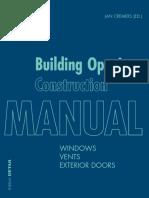 BuildingOpeningsConstructionManual Preview