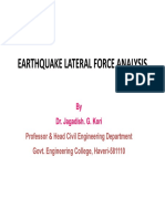 EARTHQUAKE LATERAL FORCE ANALYSIS (STATIC vS DYNAMIC).pdf