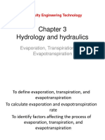 Chapter 3 PAT202 Evaporation 2