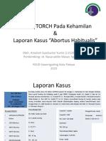 Infeksi TORCH Pada Kehamilan