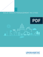 Solid Waste Management in Cities