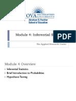 Module 4 Inferential Statistics.pdf