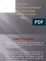 Export Packaging Unit3,