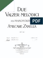 Zanella Valzer Melodico 2