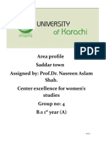 Saddar Town profile