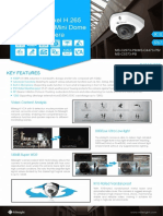 Milesight H.265 Vandal-proof Mini Dome Network Camera Datasheet en (2)