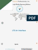 2.LTE Air Interface