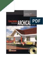 Cara Instan Menguasai ArchiCAD
