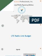 3.LTE Link Budget