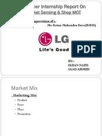 Lg Internship Report