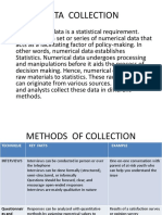 Data Collection UGC -NET  paper-1