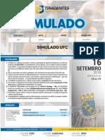 16-09-18 SIMULADO UFC - Assistente Em Administração